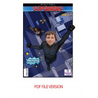SUPERHERO COMIC BOOK PDF (Male version)